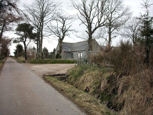 Cherrybrae,near Newmill