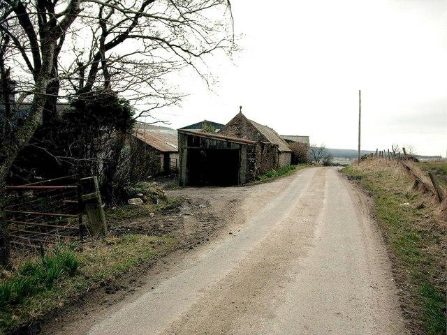 Killiesmont Farm,near Keith