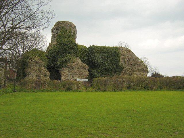 Walden Castle, Saffron walden
