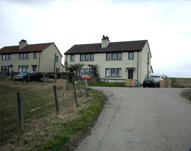 Loanbank Cottages, near Keith