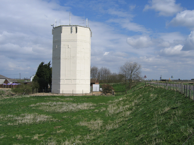 Water Tower, Crowland, Lincs