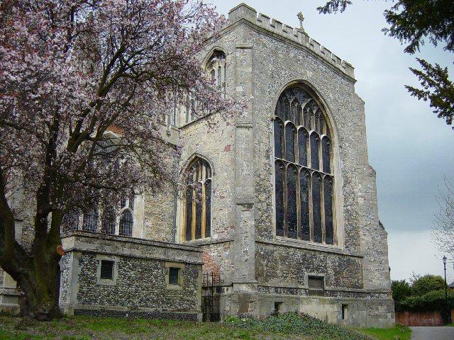Saint Mary's Church, Saffron Walden