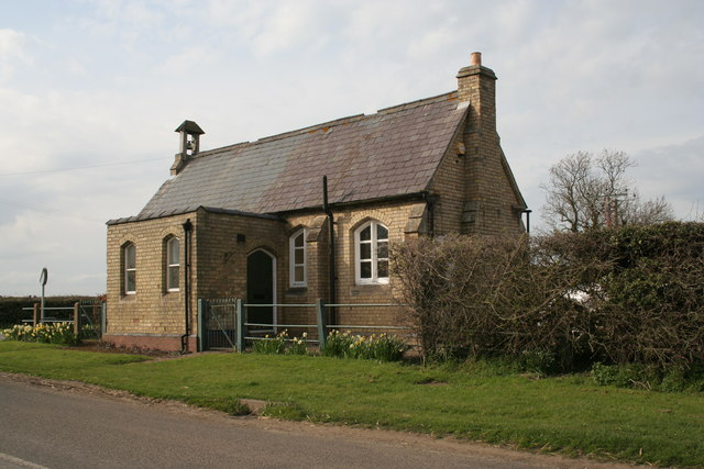 The old school house, Burton Pedwardine
