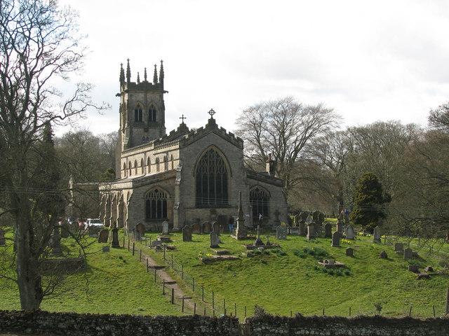 St Andrew's, Aysgarth
