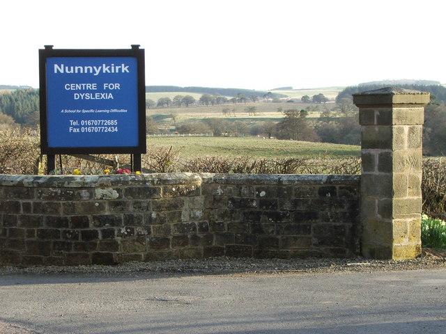 Nunnykirk School