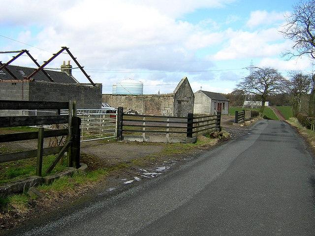 Palace Farm Near Glenmavis