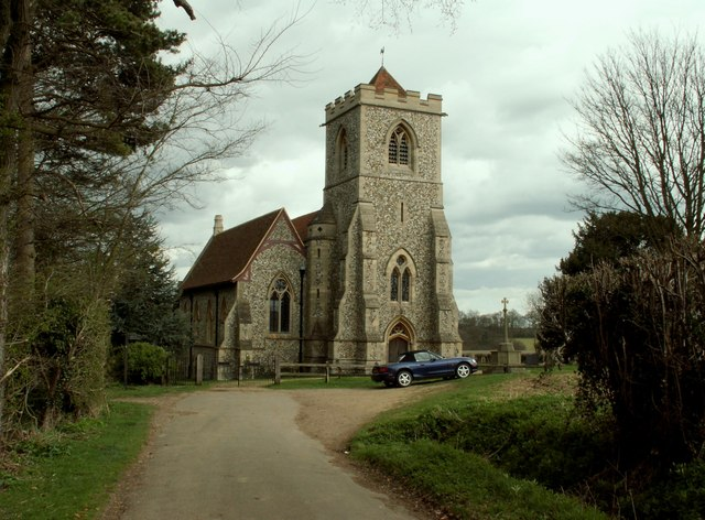 St. Mary the Virgin church, Farnham, Essex