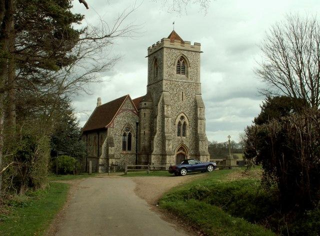 St. Mary the Virgin church, Farnham, Essex