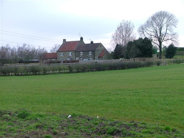West Farm, Thimbleby