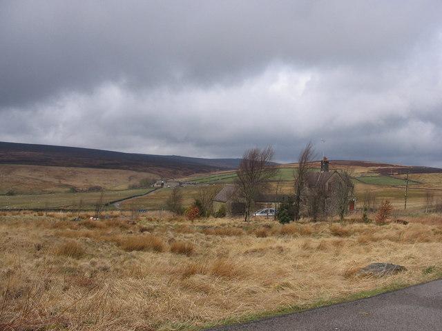 Moscar House Farm and cottage