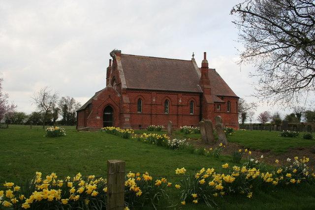 Spanby Church