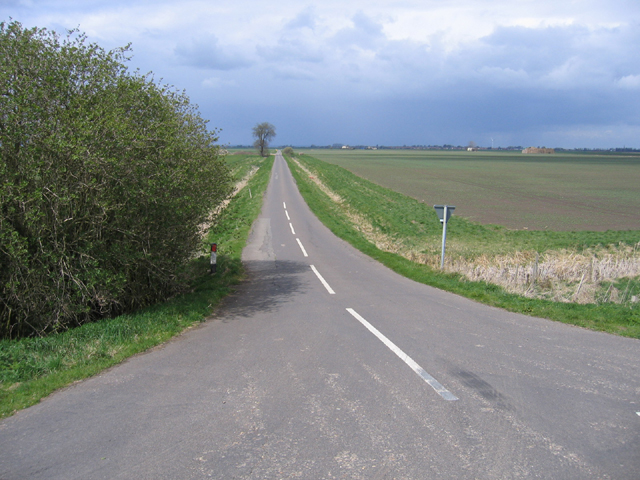 New Road, Crowland Common, Lincs