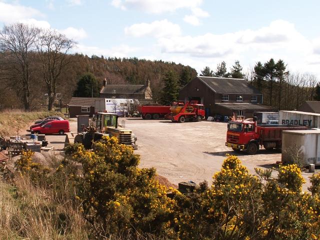 Brackmont Mill