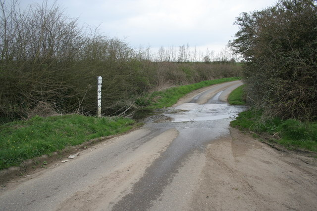 Ford between Graby and Aslackby