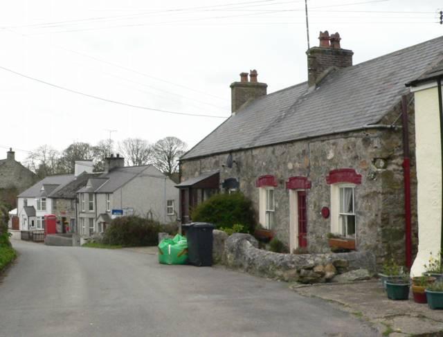 Carreglefn, Anglesey.