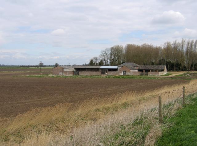 Congreaves Farm, Deeping St Nicholas, Lincs