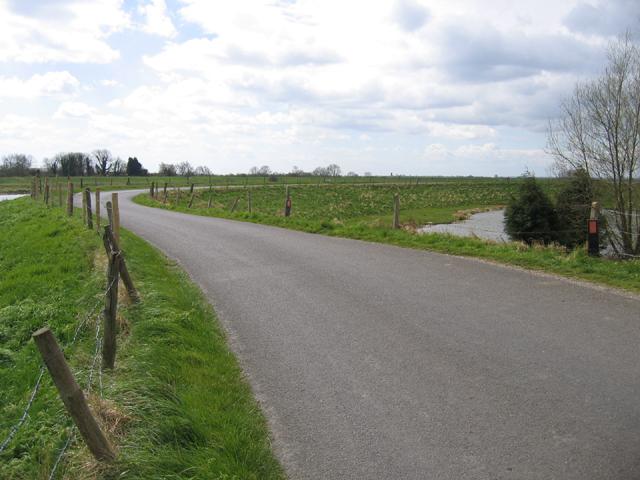 The Gull, River Welland, Deeping St Nicholas, Lincs
