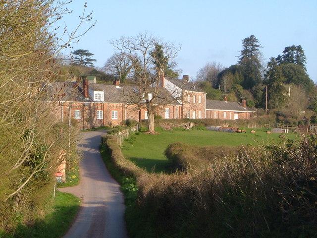 Tower Court, Haldon