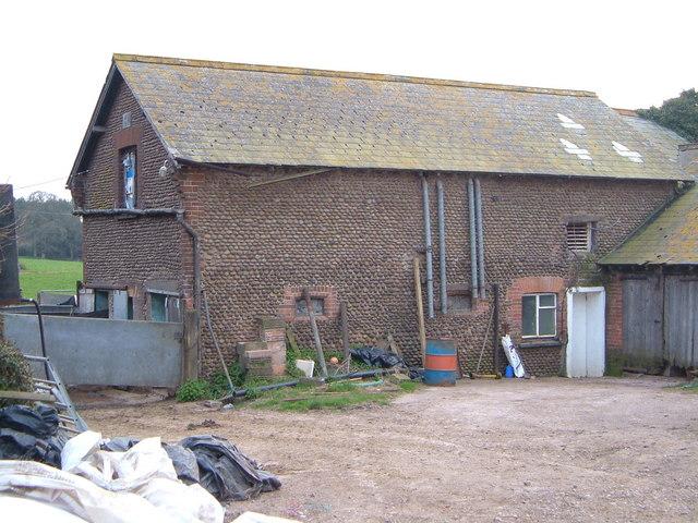 Barn at Manor Farm, Aylesbeare