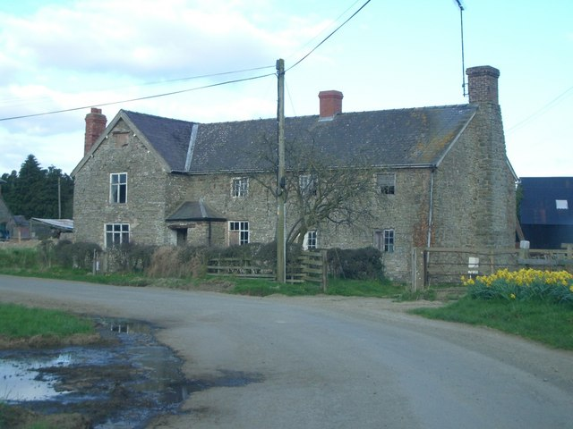 Farmhouse at Brockton