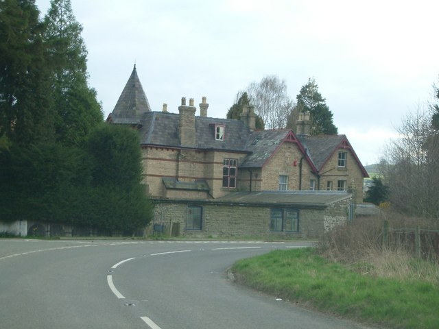 A house near Knighton known as The Lee