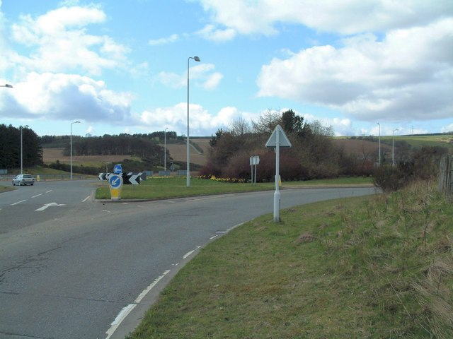 New Inn Roundabout