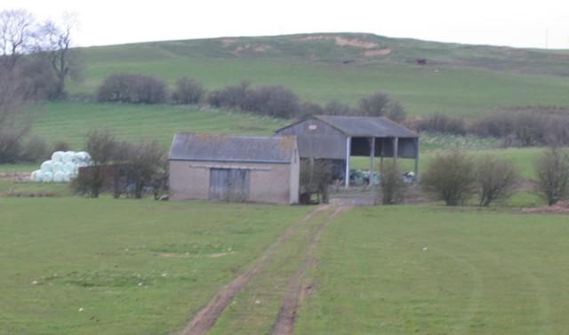 Barns near Knossington
