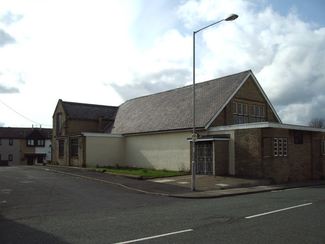 Parkside Methodist Church, Cog Lane, Burnley