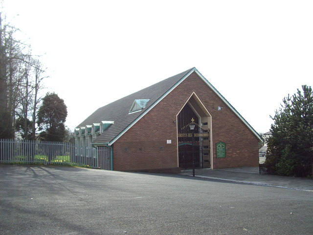 St Augustine of Canterbury RC Church