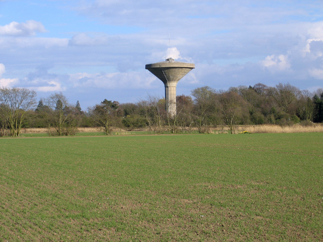 Water Tower, Skirbeck Quarter, Boston, Lincs