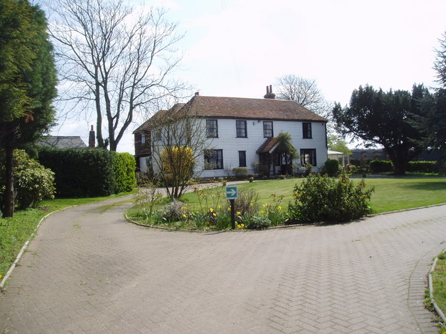 Hockenden House, Kent