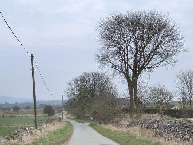Bonsall Moor.