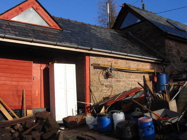 The Old Carpenter's Shop, Lydart