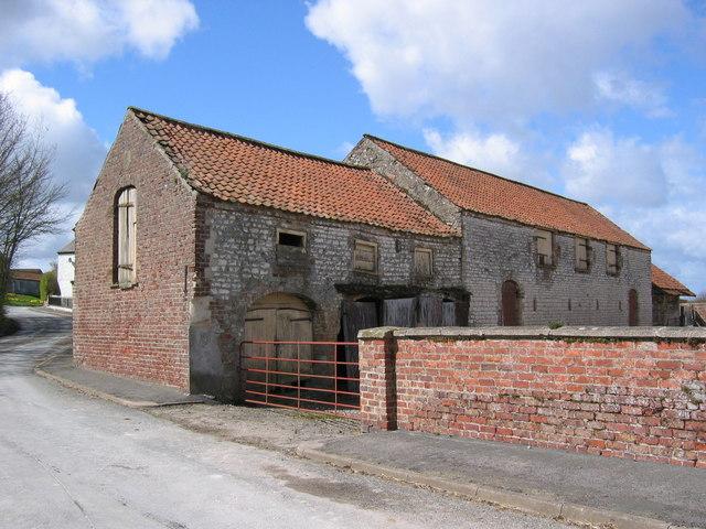 Grindale Farm Buildings