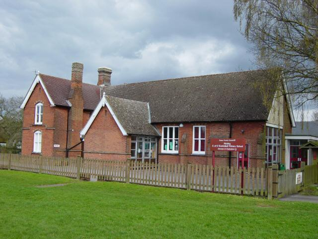 Rickling Primary School, Rickling Green