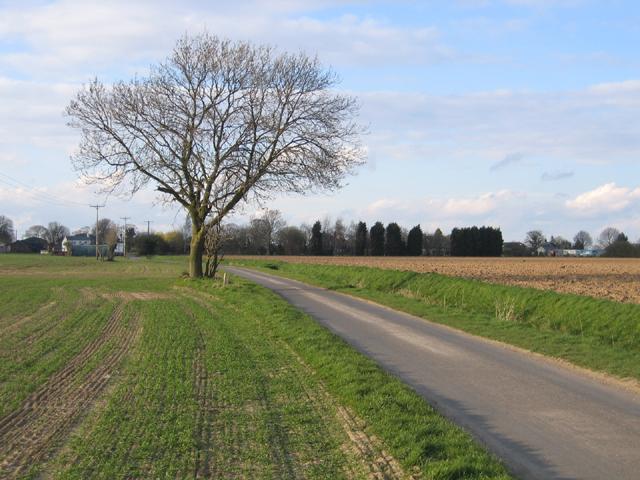 Washdike Road, Kirton, Lincs