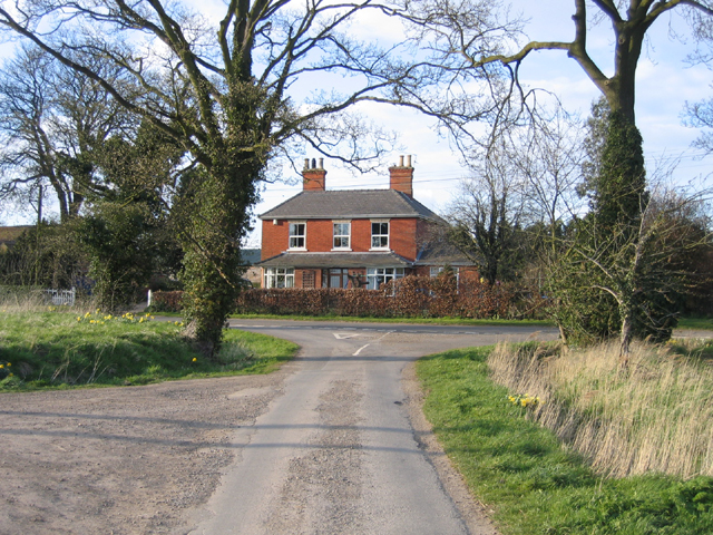 Sutton House, Kirton End, Lincs