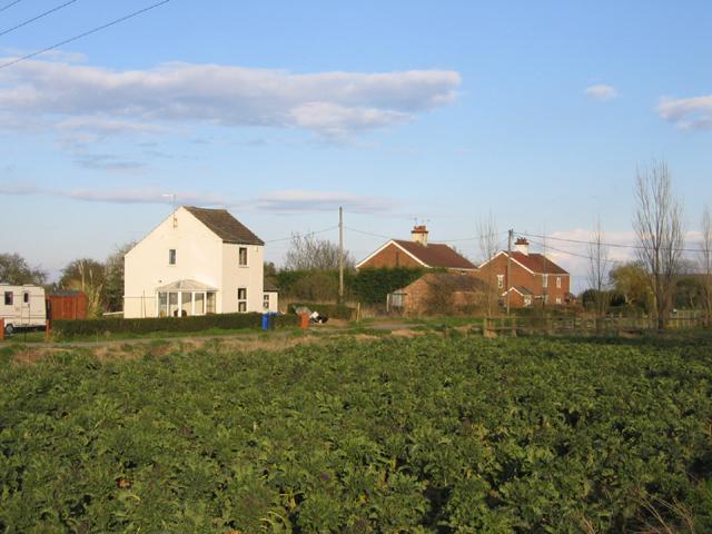 Little Side Road, Kirton Holme, Lincs