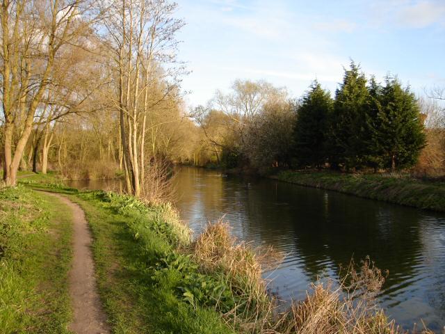 River Stort, Bishops Stortford