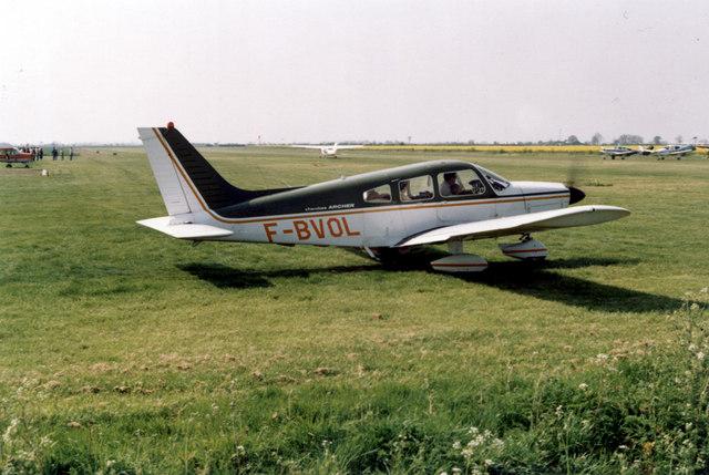 Fenland Aerodrome