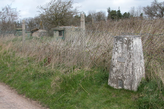 Trig Point, Stockley Hill
