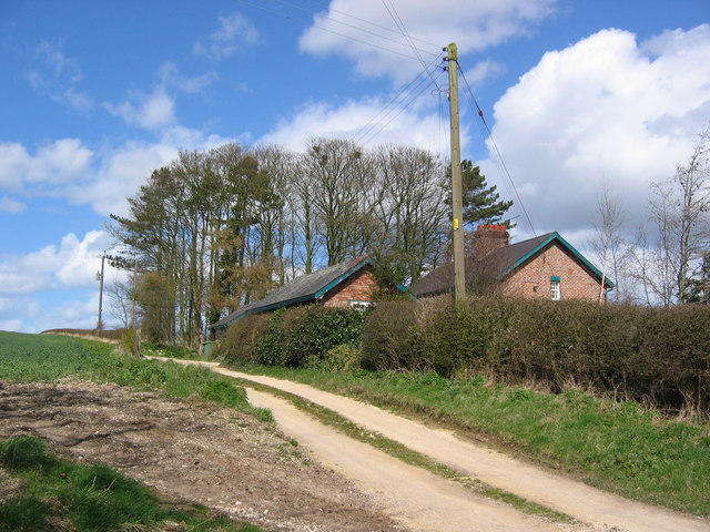 Low Caythorpe Cottages