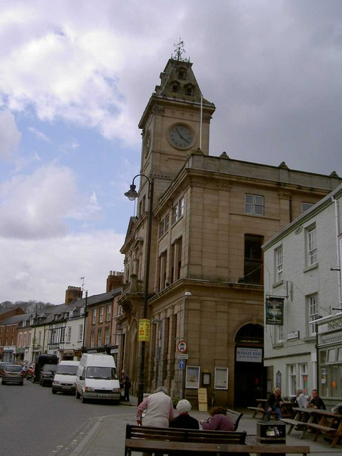 Town Hall, Welshpool
