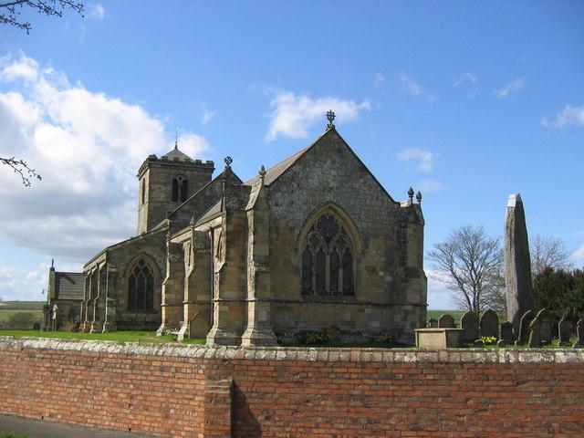 Rudston Parish Church