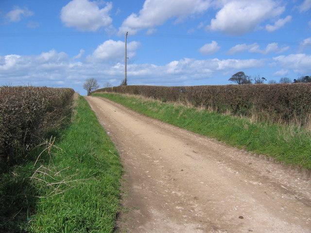 Rudston - Bridleway