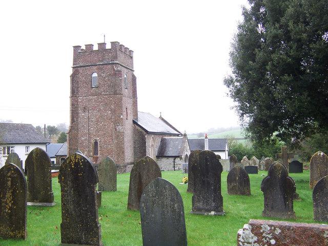 Church George Nympton