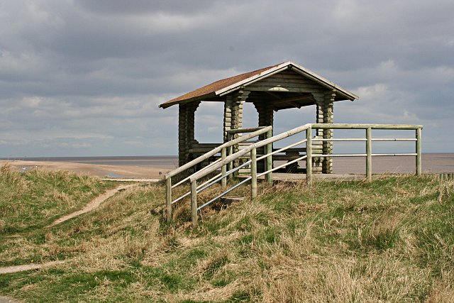 Shelter on the Dunes near Chapel Point