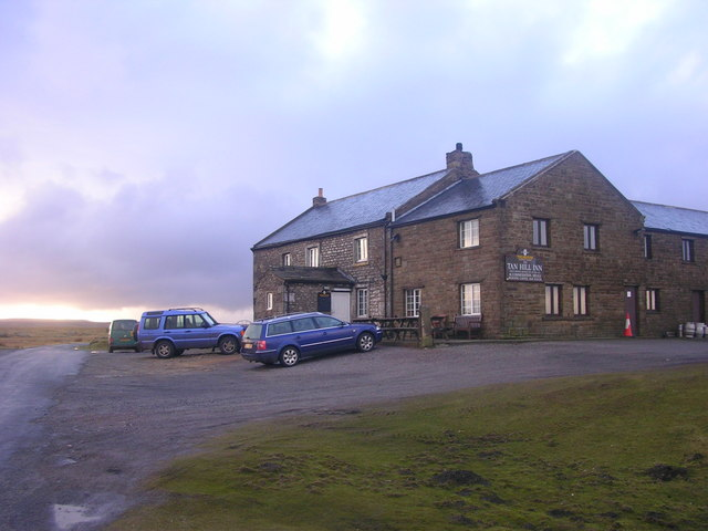 Tan Hill Inn, North Yorkshire