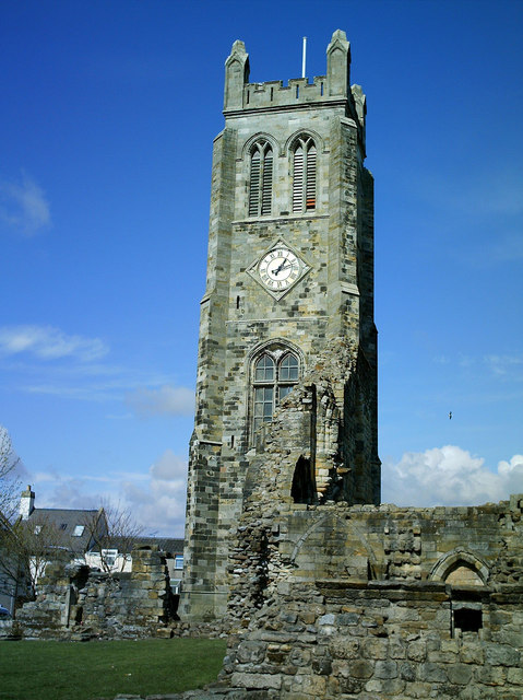 Kilwinning Clock Tower