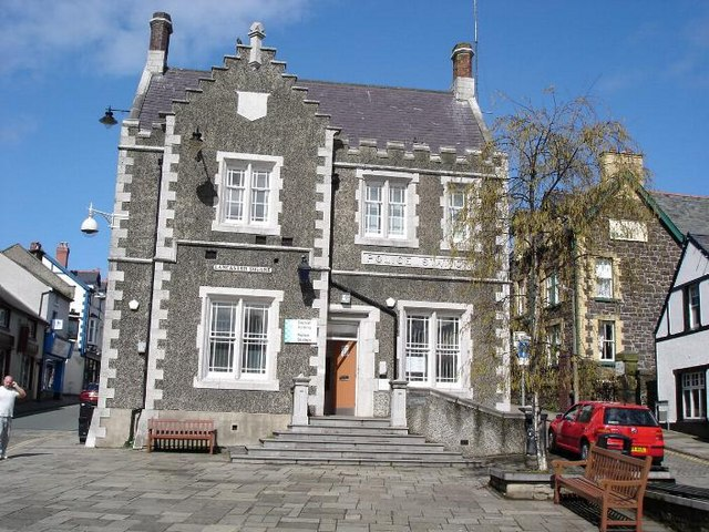 Conwy police station